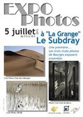 2015-EXPO PHOTOS inter-Club à la Grange Le subdray