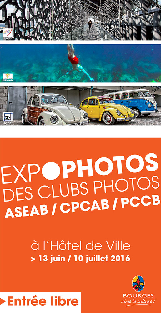 2016-Exposition Inter-club mairie de Bourges
